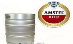 Amstel fust van 50 liter