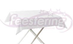 tafelkleed terrastafel wit