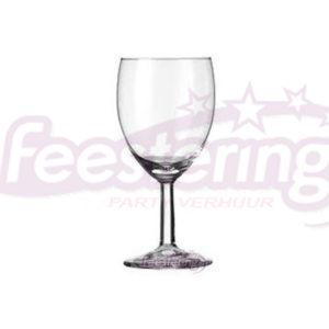 wijnglazen huren