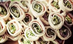 Tortillahapjes (wraps)