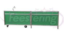 Groene bar compleet
