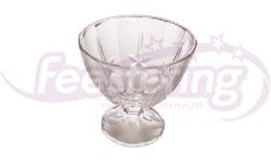 ijscoupes van glas