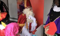 feeststoel voor verjaardag of Sinterklaas